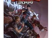 Marvel Comics anuncia nueva miniserie Secret Wars 2099 para mayo