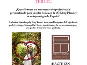 Valentín, Exclusive Weddings Teruel regala asesoramiento lujo para novios quieren boda perfecta