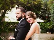 boda paco ana, novia boheme