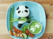 Amor madre: ¡hacer arte comida!