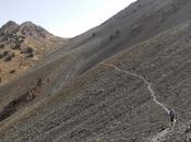 collado Tizi n'Tiratene estación esquí Oukaïmeden. Alto Atlas (Marruecos)