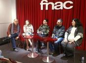 influencia Bloggers debate FNAC Málaga