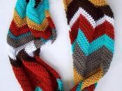 2279.- Cuellos crochet. Scarf crochet