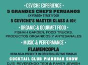 Edición Palo Alto Market: protagonismo Ceviche