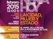 Masonería hoy. Conferencia Cartagena