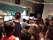 alumnos Bachillerato Galileo Galilei visitan Canal Radio