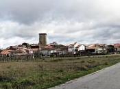 Panorama Vilanova Infantes (Ourense, Galicia)