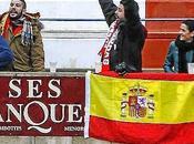 Alfonso Carballal, árbitro gallego Mallorca manda retirar bandera España recibe cánticos fascistas (Mercadal- Montuïri)