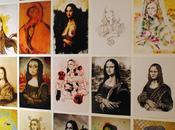 Gioconda Project, cuadro realizado infinidad artistas