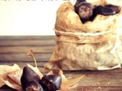 Trufas castañas chocolate