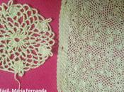Flor cayena mitovo hibiscus tejido crochet crocheted flower)
