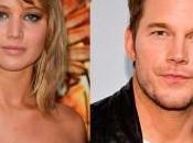 Jennifer Lawrence Chris Pratt protagonistas para 'Passengers'