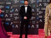 mejor peor) alfombra rosa Goya 2015