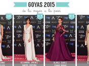 Goyas 2015