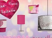 Especial Valentín: lamparas para ella