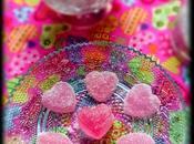 Corazones goma porque...San Valentín coming