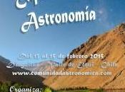 Campamento Elquino Astronomía