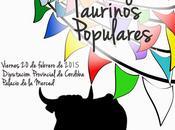 PRESENTADA JORNADA SOBRE FESTEJOS TAURINOS POPULARES