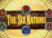 promociona Seis Naciones Rugby estilo 'Game Thrones'.