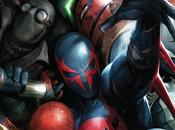 'Spider-Man 2099' paso frente pasos atrás