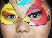 Carnaval: maquillajes para peques!
