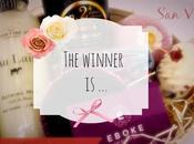 Ganadora Sorteo Valentín Eboke Shop