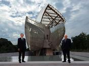 Fundación Louis Vuitton: presentación colección, segunda fase