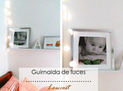Guirnalda luces lowcost cinco minutos