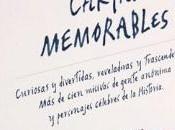 Cartas memorables. Usher