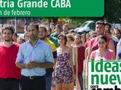 Lanzamientos candidatos patria grande caba