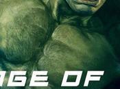 Afiches personajes Vengadores: Ultrón