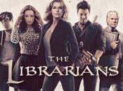 renovado 'The Librarians' Segunda Temporada.
