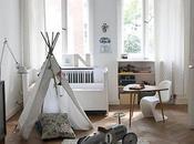 Dormitorios infantiles blanco madera