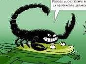 "guerra Ucrania: veras ""estallado"" paz? trata engañosa estratagema Rusia? fábula rana escorpión"