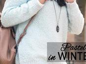 Outfit: Pastel winter