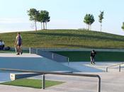 Posible skatepark Parque Granja, Tenerife