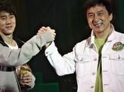 hijo Jackie Chan sale cárcel