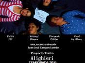 Re-estreno obra #ComoYoTeAMo Teatro Alighieri