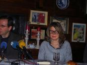 Rueda prensa Martín Casariego (novela ganadora Café Gijón)