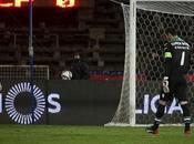 Empate duelo Lisboa entre Belenenses Sporting última jugada (1-1)