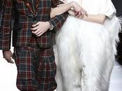 Mercedes Benz: Madrid Fashion Week, Etxeberria Otoño Invierno 2015-2016