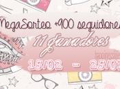 Megasorteo +900 seguidores Ganadores!!