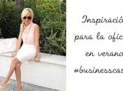 looks inspiración #BusinessCasual verano