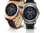 Watch Urbane, Android Wear elegante