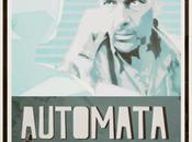 """Posters cine: """"Autómata"""", Antonio Banderas"""