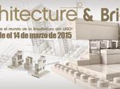 Architecture Bricks Exposición construcciones FNAC Madrid
