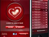 opciones para escuchar latidos bebé desde casa