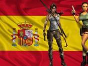 España como destino Lara Croft
