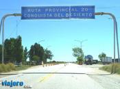 ruta desierto Pampa