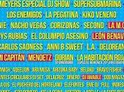 SanSan Festival 2015: León Benavente, M.O.D.A., Mendetz, Capitán...